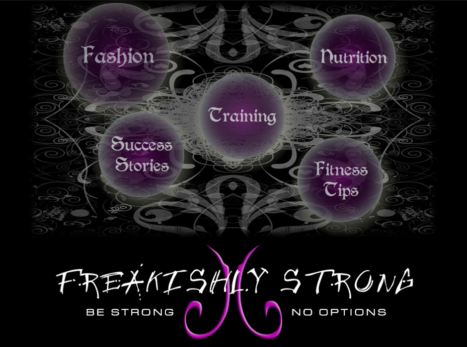 Freakishly Strong Website by Web Guy Arizona