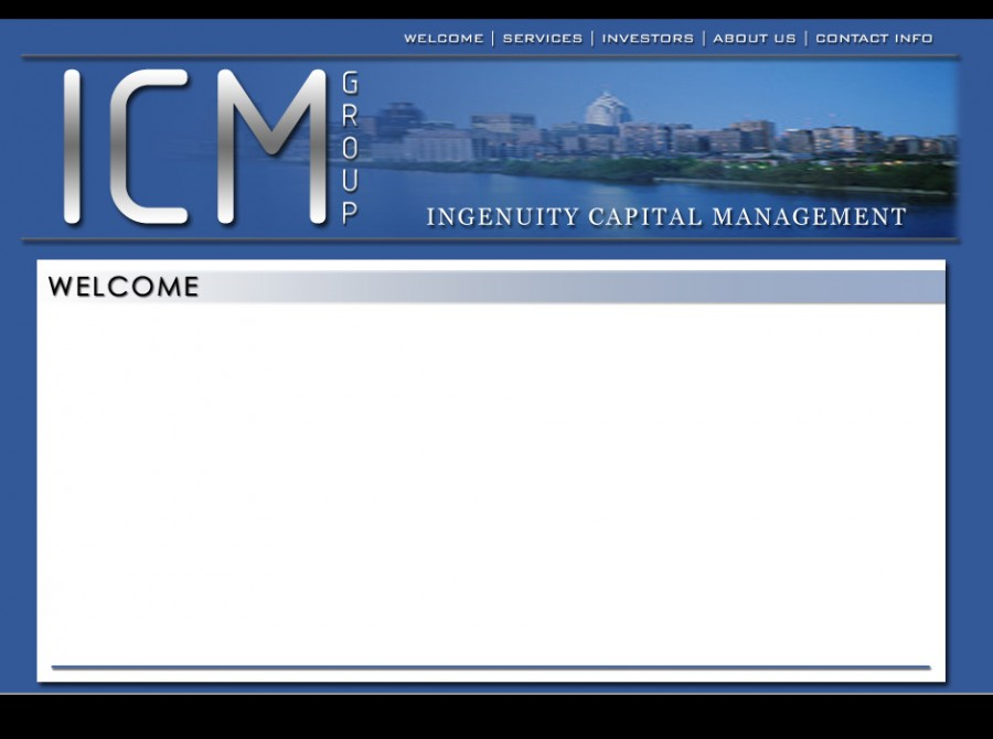 ICM Group Website