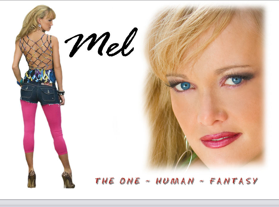 Mel Modeling Website by Web Guy Arizona