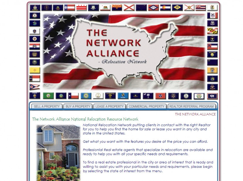 The Network Alliance Website