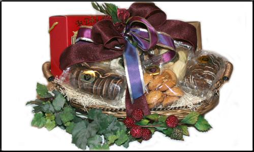 Digital Photography and Editing Gift Basket Photo