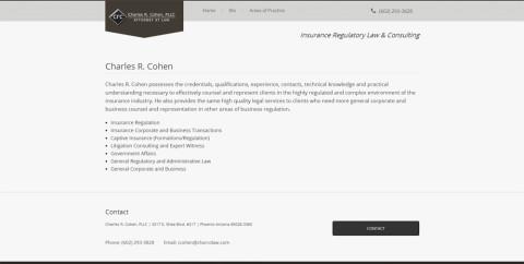 Attorney Web Site